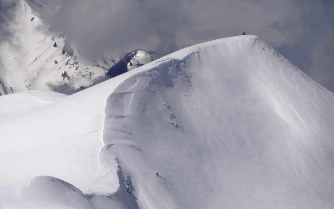 Grand Cretet 2292 m en boucle.